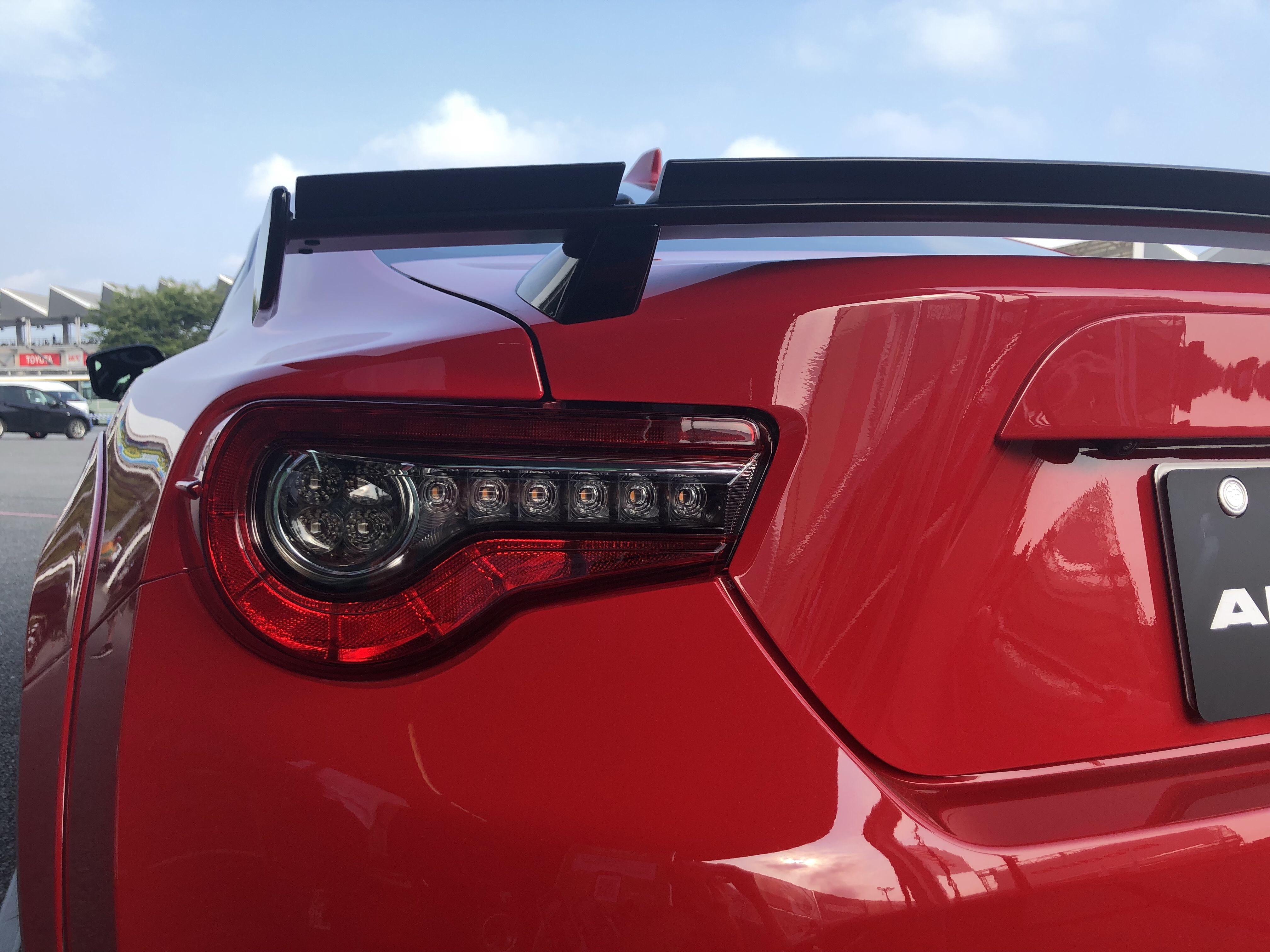 Super GT 富士500マイルレース観戦と、帰り道の偶然の出会い