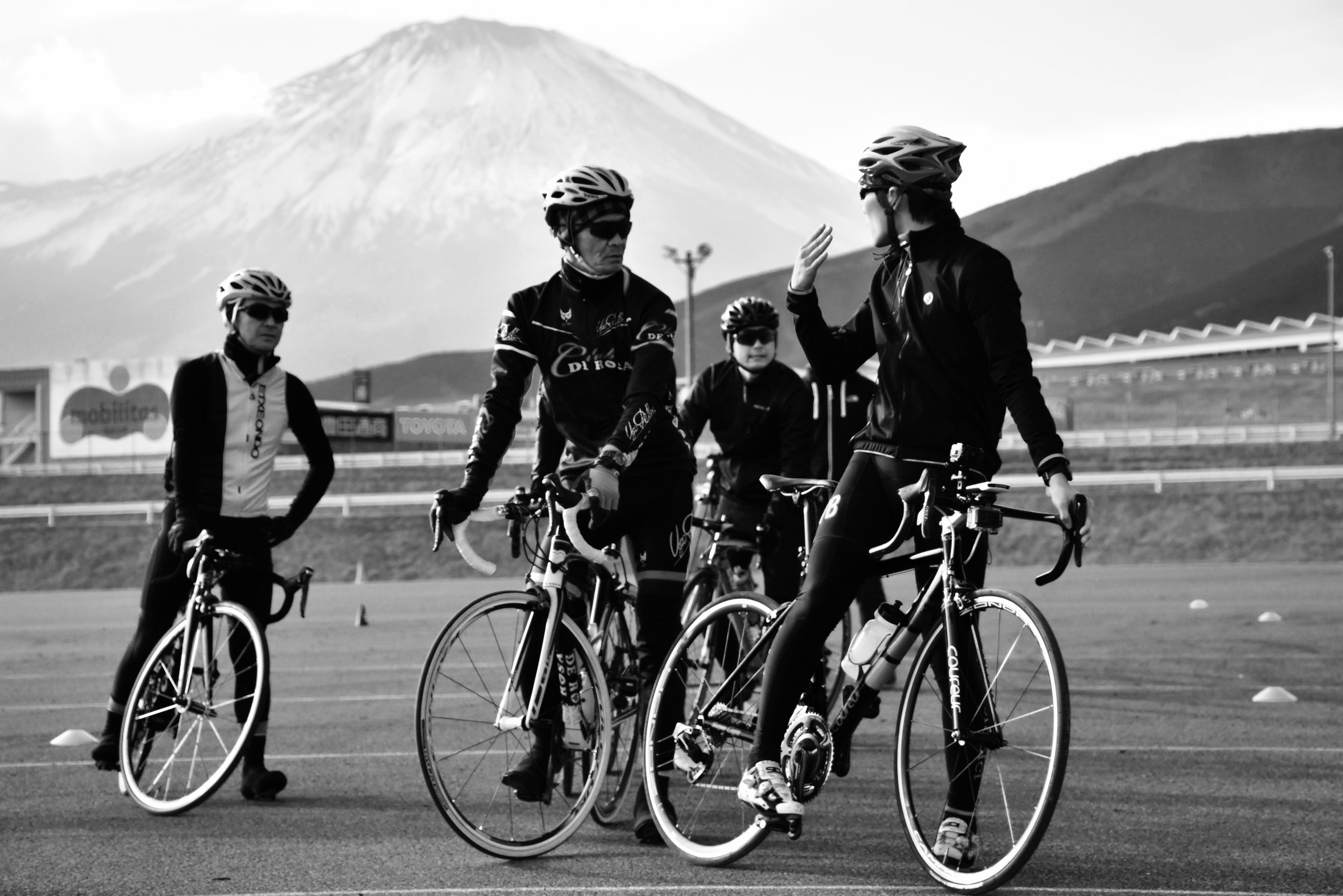 富士スピードウェイで講習を行う理由がある